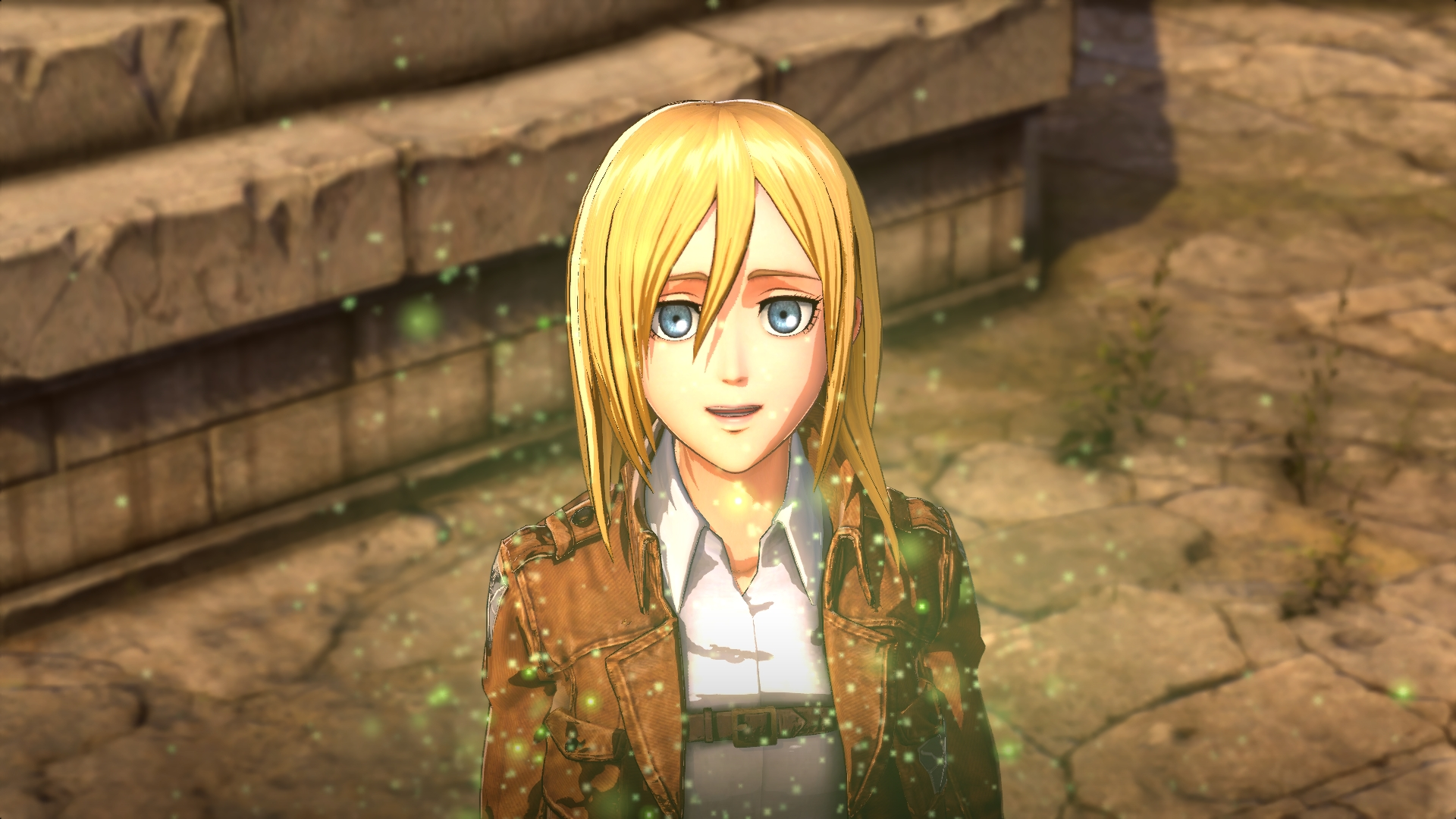 Attack on Titan 2: How To Level Up Relationships Fast | Gift