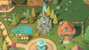 Pint-Sized Delight The Swords of Ditto Releases Next Month