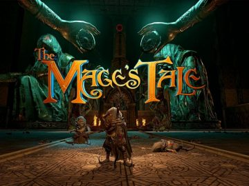 Dungeon Crawler VR Title The Mage's Tale Coming to PSVR Soon