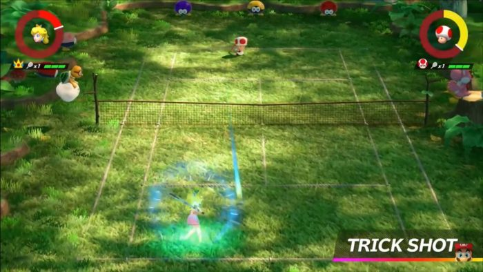 Mario Tennis Aces Serves Up Fun on June 22