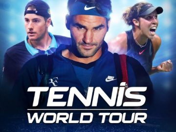 Tennis World Tour Eyeing May Release Like a Hawk