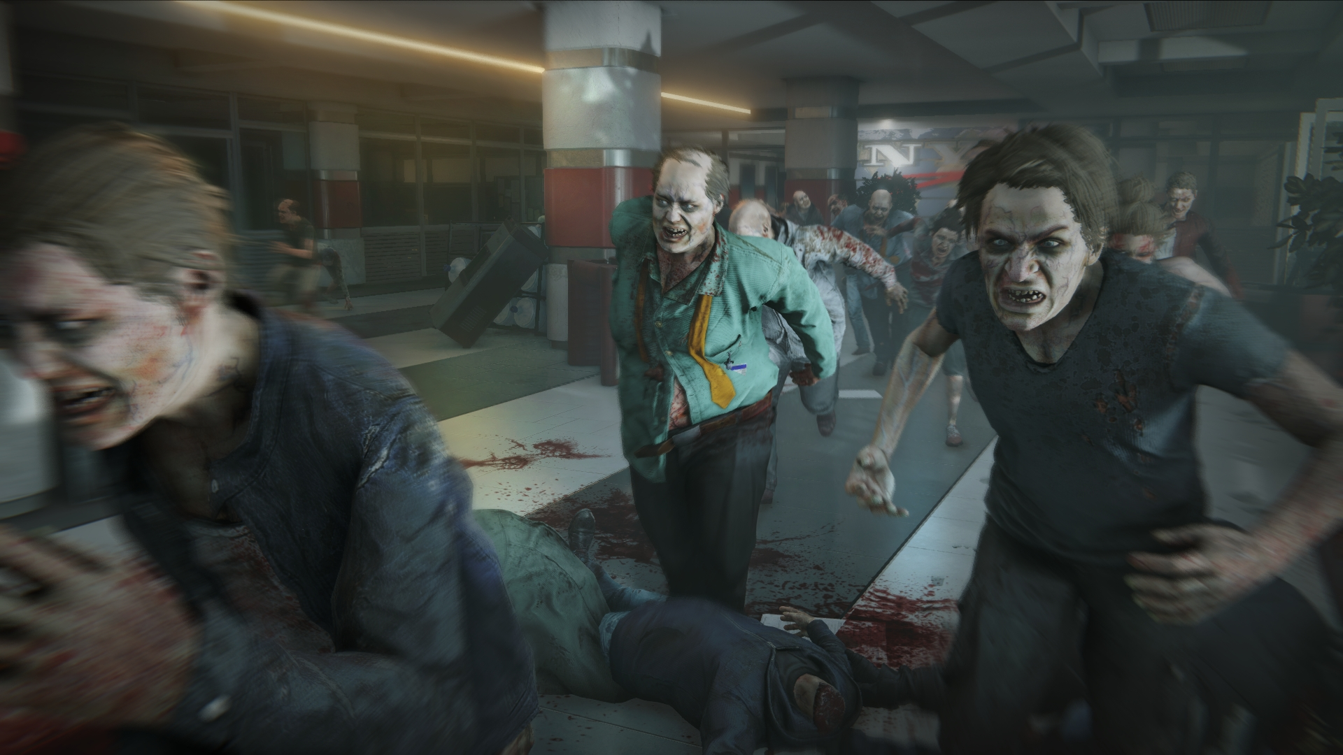 Top Upcoming Zombie Video Games Of 2018 Gameranx