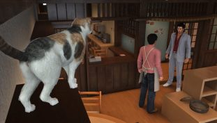 Yakuza 6: Where To Find All Stray Cats Locations