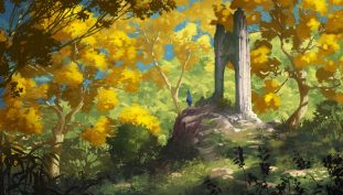 Gorgeous Adventure Title Forest of Liars Needs Kickstarter Love