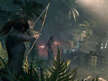 Initial Shadow of the Tomb Raider Screens Leaked Early