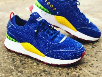 Sonic Puma x Sega RS-0 Sonic Sneakers Revealed