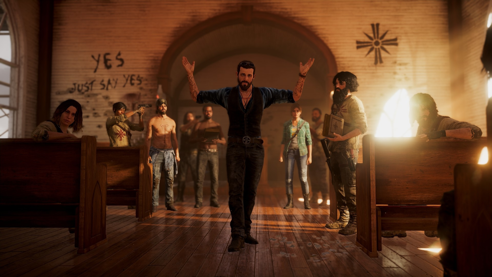 Far Cry 5 All Endings Explained How To Get Every Ending Gameranx