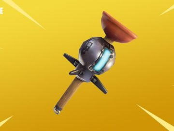 Fortnite's Clinger Grenade Is Being Used For Suicide Attacks