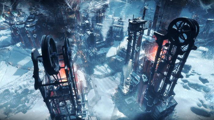Frostpunk 2018 Game Wallpapers: Frostpunk: How To Survive The Final Storm