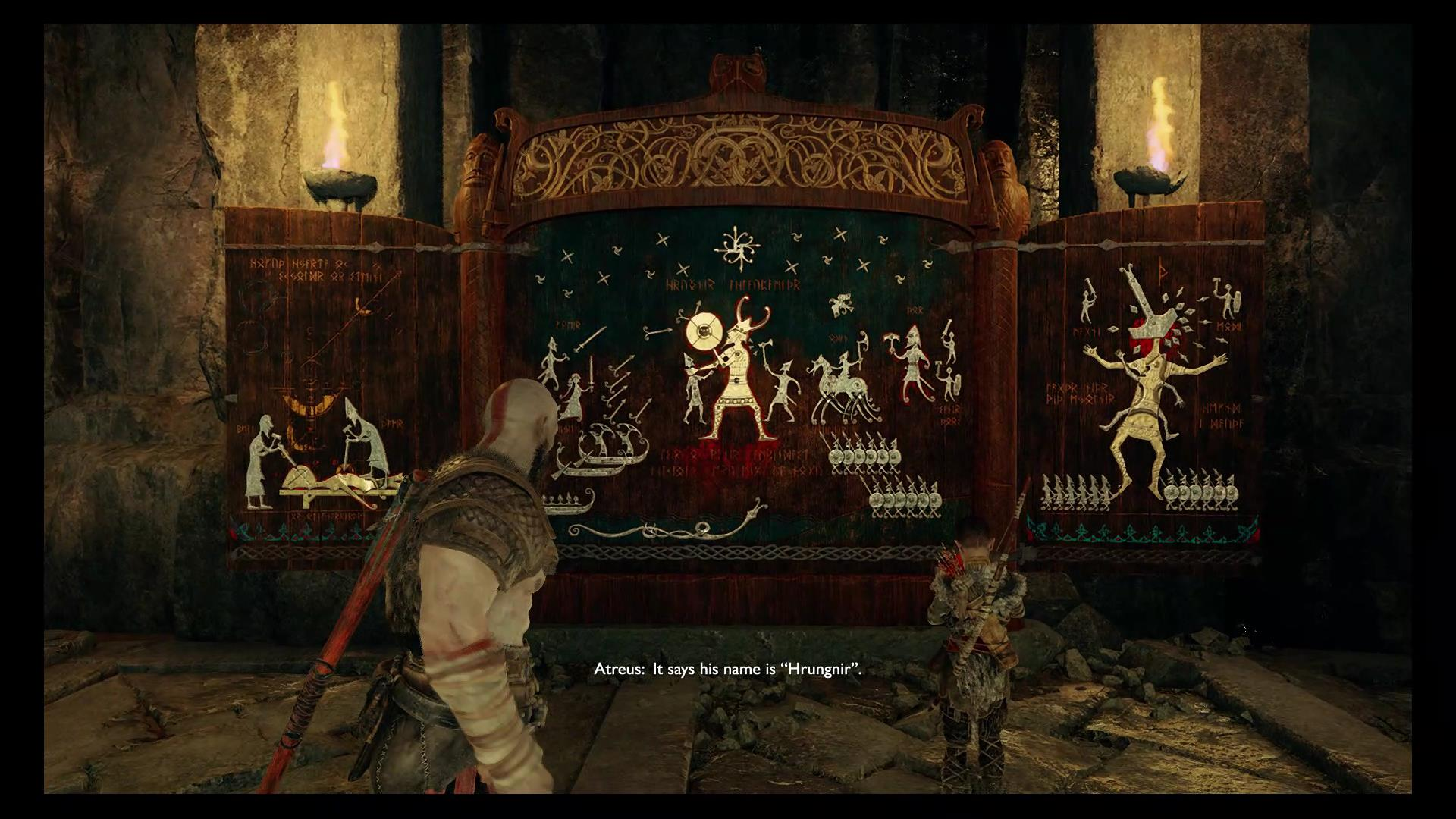 God of War (2018): Shrines & Lore Markers Locations   Collectibles Guide