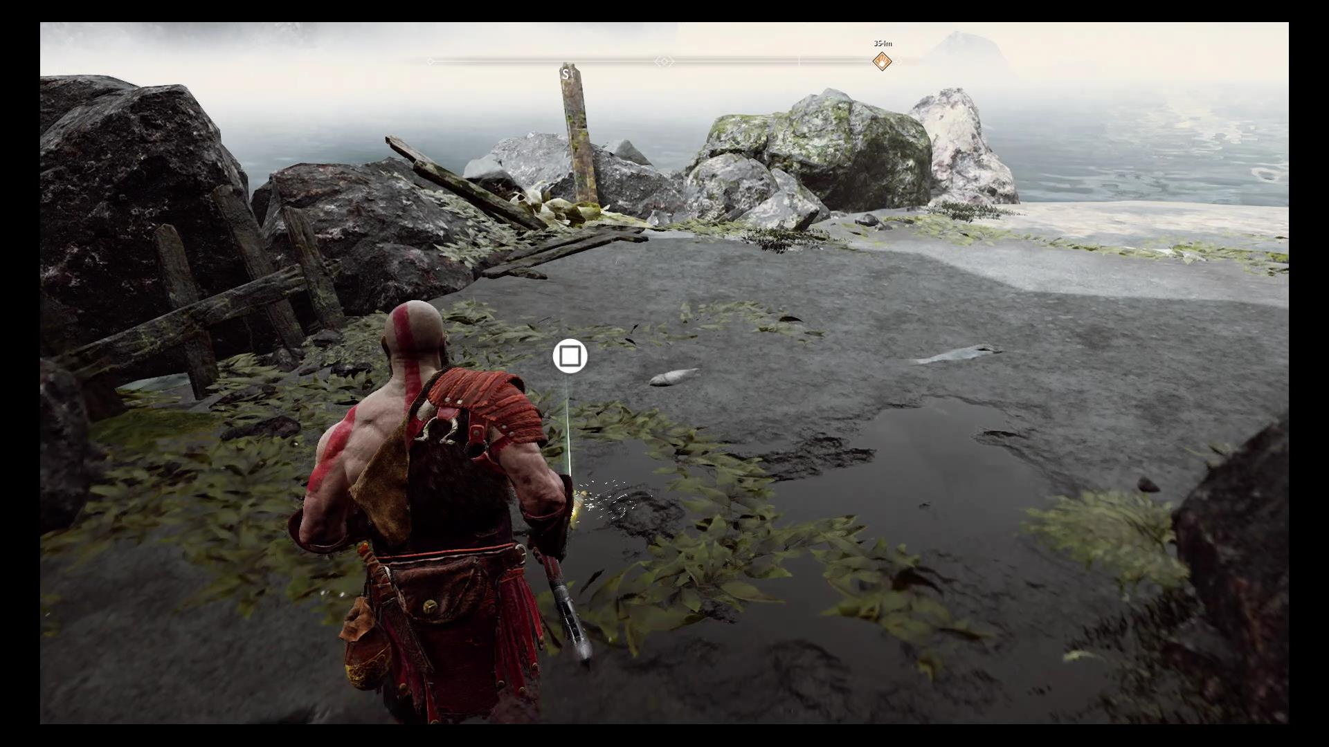 god of war treasure maps