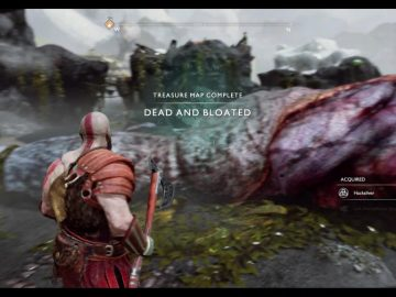 God of War (2018): All 12 Treasure Maps & Digging Spots | Locations Guide