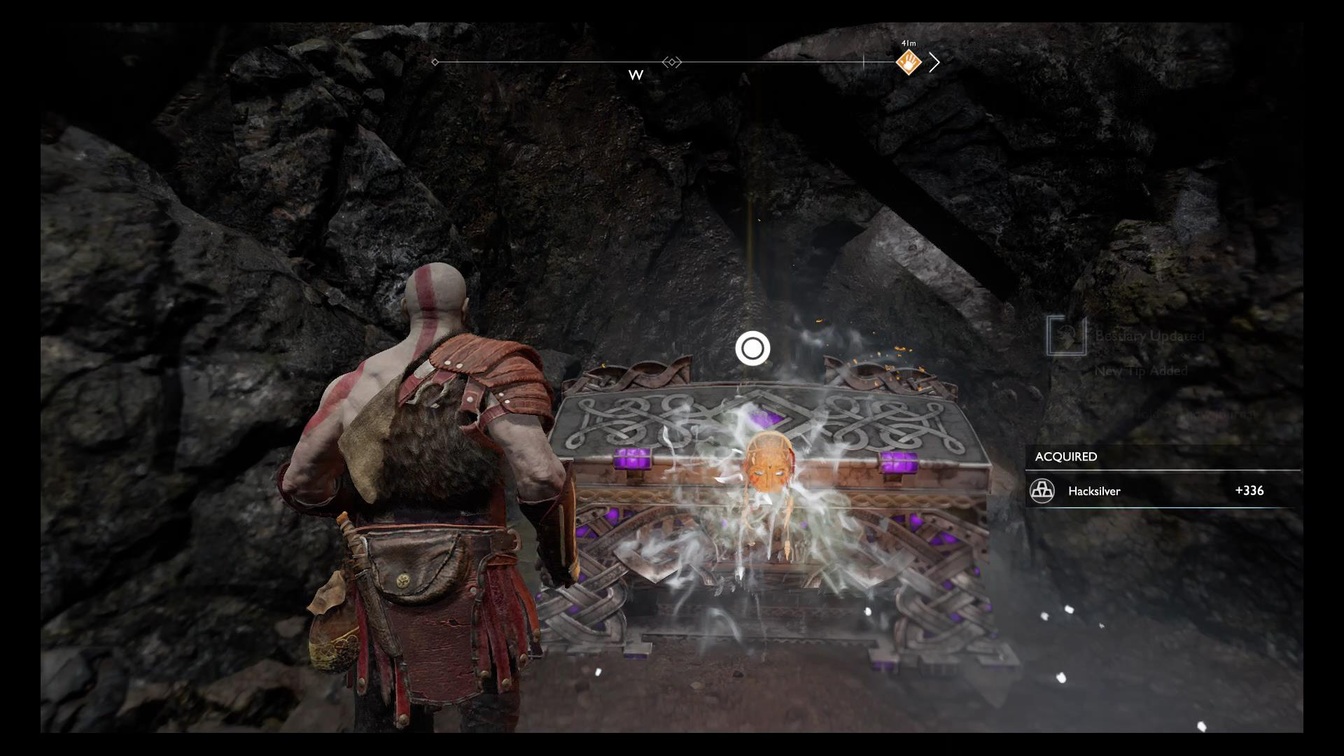 God of War (2018): Language Cipher Chests Locations