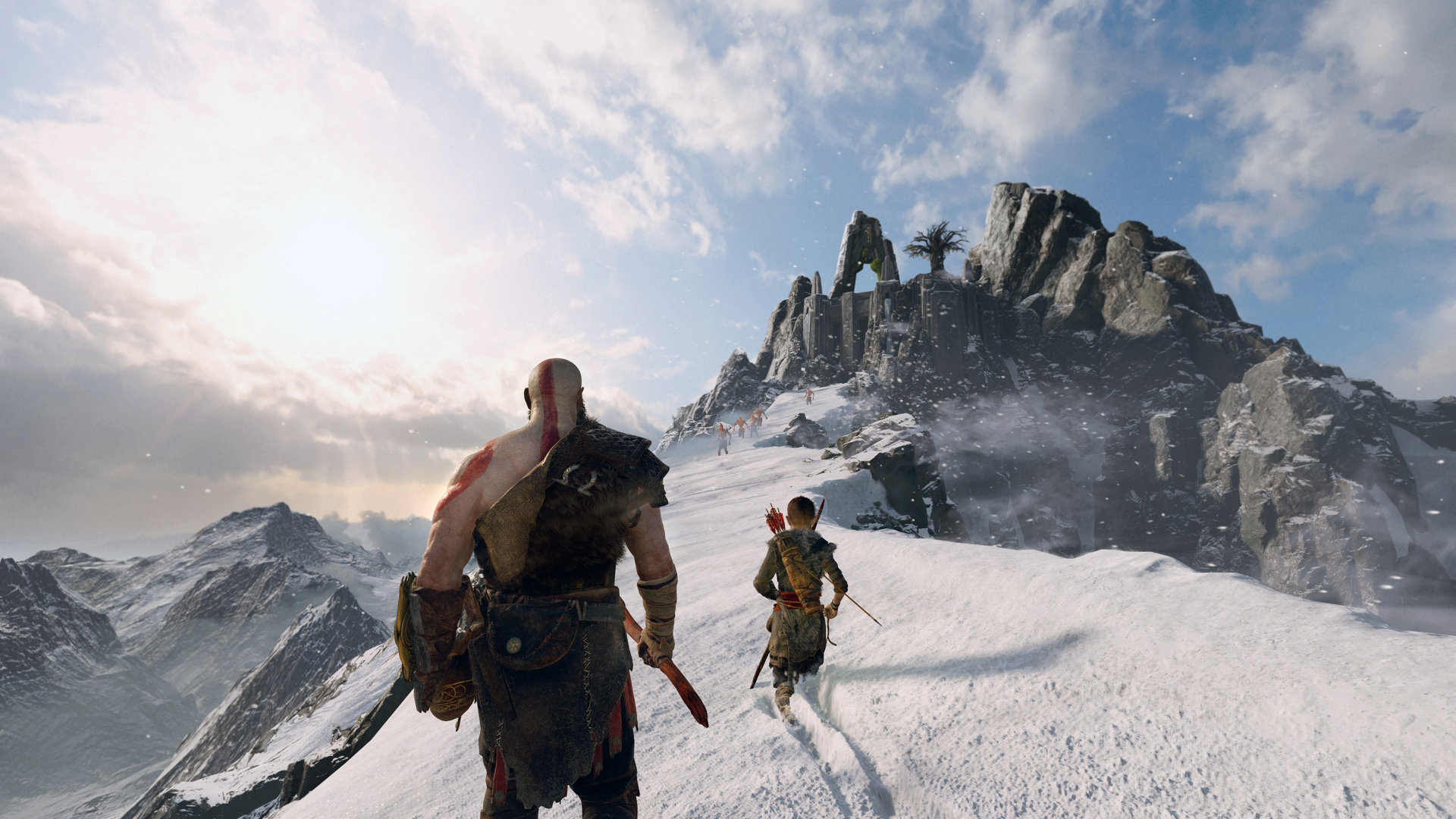 God of War (2018): All Artifacts Locations   Collectibles Guide