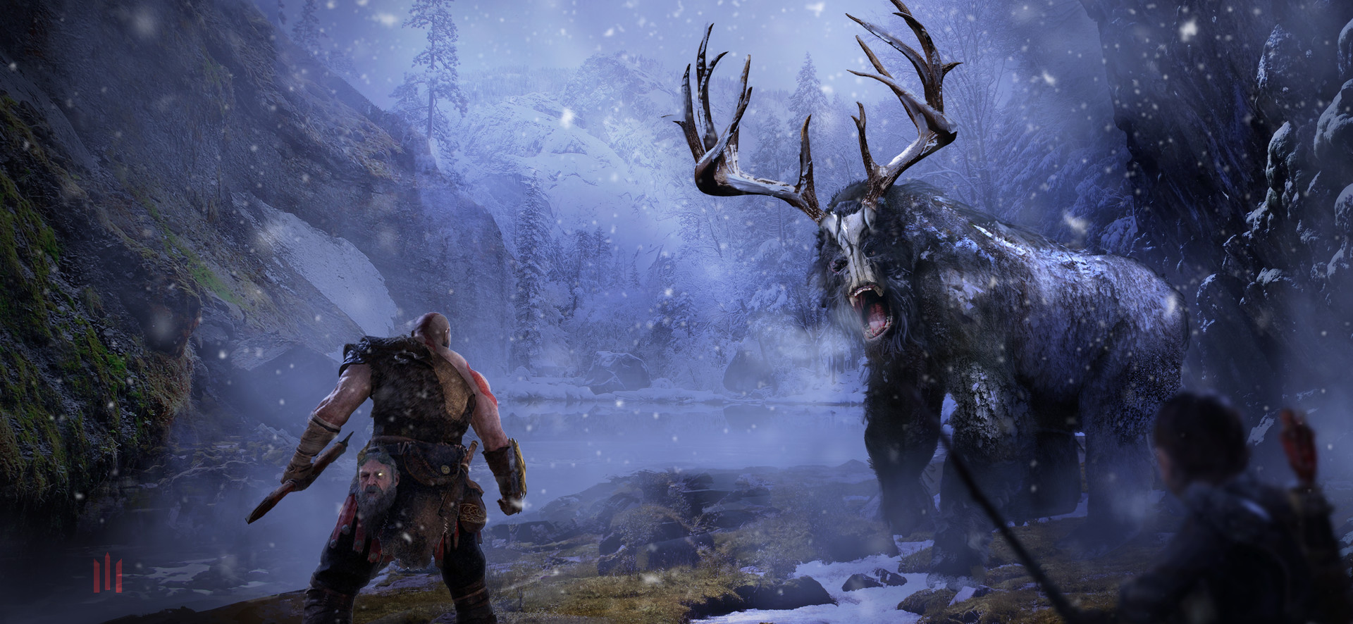 God of War (2018): All Odin's Ravens Locations   Collectibles Guide