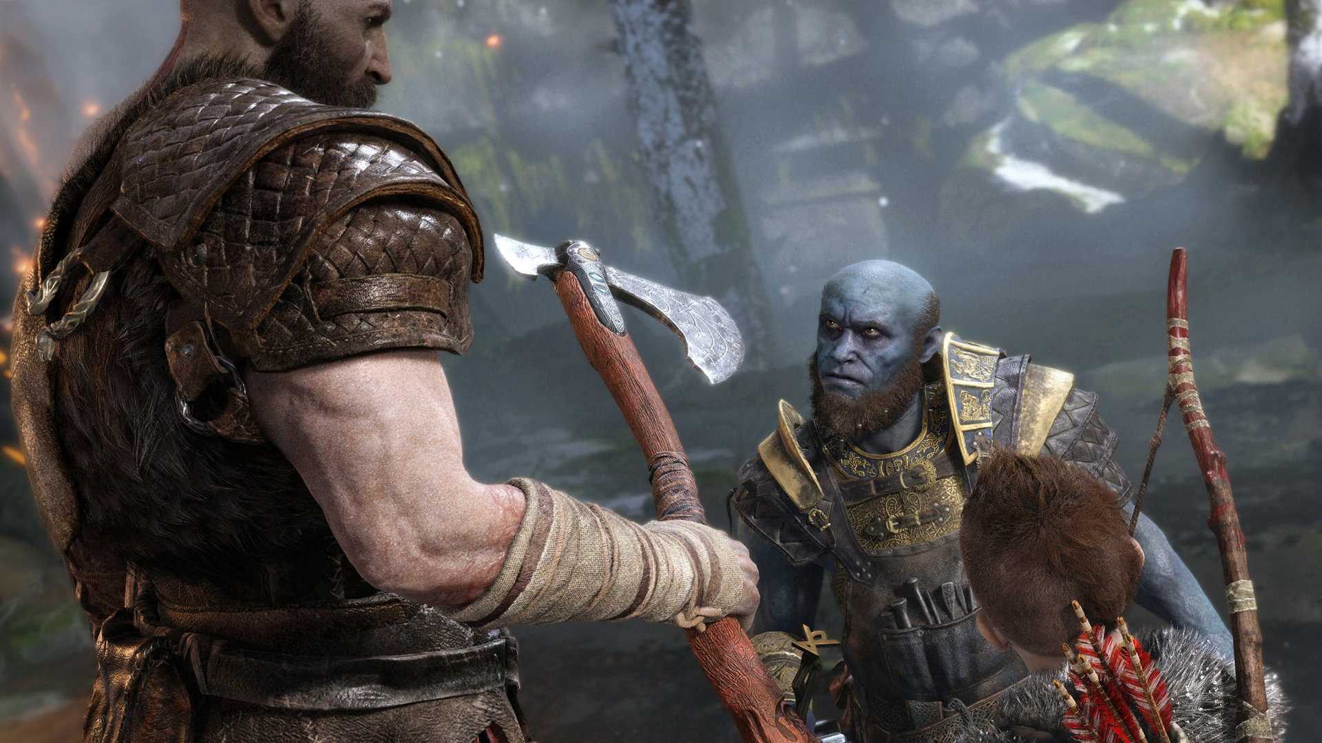 God of War (2018): How To Fully Upgrade The Leviathan Axe | Level 6 Upgrade Guide