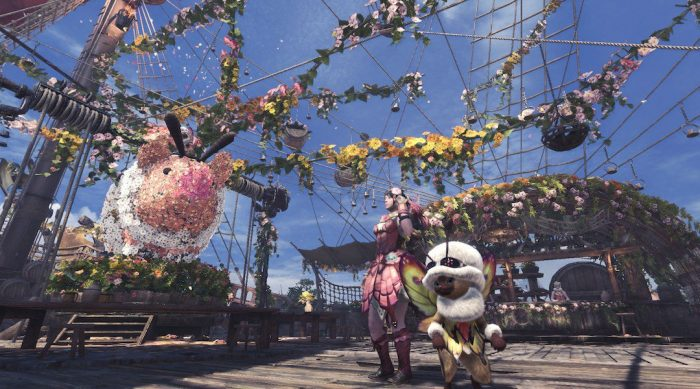 Monster Hunter: World – Best Spring Blossom Farming Trick | Fast Decorations & Cash