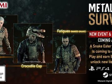 Metal Gear Survive Gets A MGS3 Themed Event