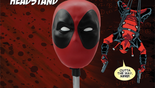 Deadpool Headstand Looks Absolutely 'Marvelous'