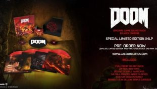 DOOM Soundtrack Gets A Vinyl And CD Release