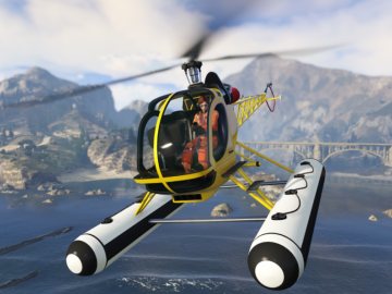 Daily Deal (PC): GTA V Is Only $17.39; Hits A Historic Low