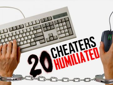 20 Gamers Who Were Humiliated For Cheating