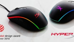 HyperX Shipping Pulsefire Surge RGB Gaming Mouse