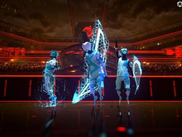 Laser League Lands For All Platforms May 10th