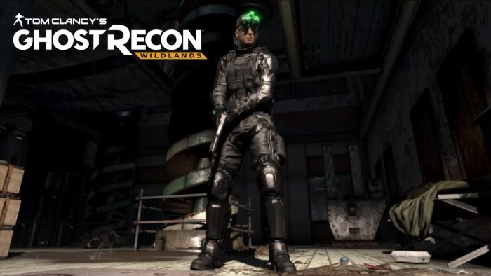 Ghost Recon Wildlands' Splinter Cell mission gives Metal Gear Solid a nod