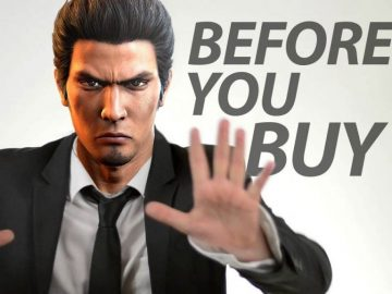 Yakuza 6 – Before You Buy.