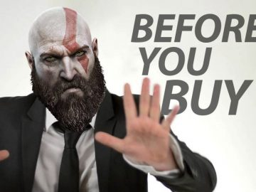 God of War – Before You Buy