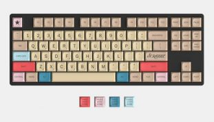A Scrabble Keyboard That's Perfect for Logophiles