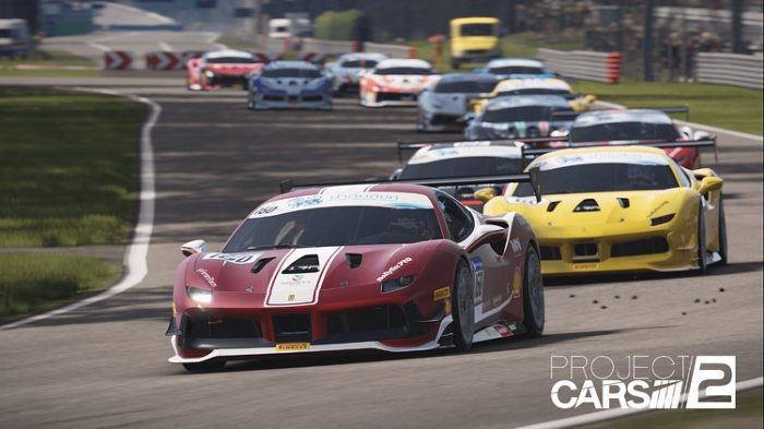 Project Cars 2 PC Gets A New Update Console To Follow