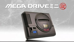 Sega Mega Drive Mini Unleashing This Year