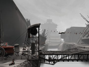 Far: Lone Sails Launching With Enchanted Operetta & Concept Art DLC