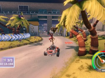 Crash Team Racing Inspired 'The Karters' Hits Steam Late May