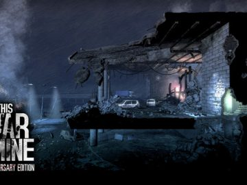 Besieged Survival Game This War of Mine Free Until Sunday