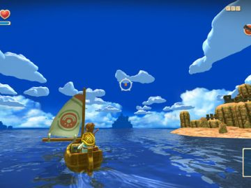 Oceanhorn: Monster of Uncharted Seas Lowering its Anchor on Switch?