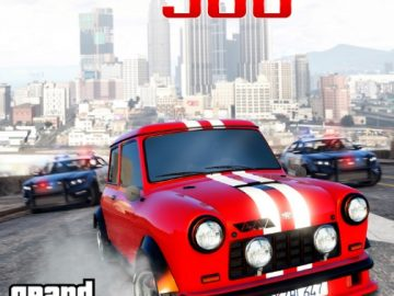 GTA Online's The Vespucci Job Makes an Offer You Can't Refuse