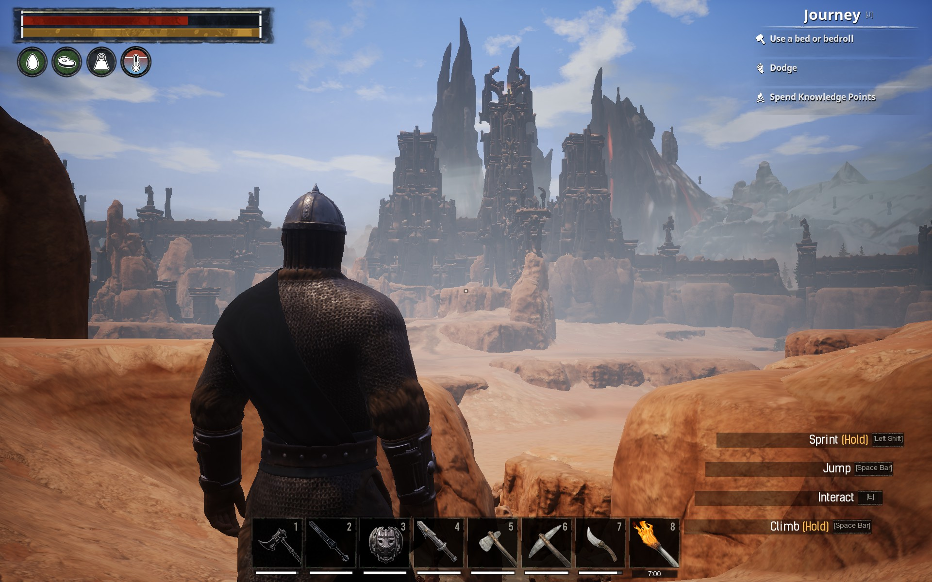 Conan: Exiles - How To Use The Admin Panel | Cheat Codes