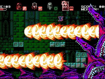 Bloodstained: Curse of the Moon – How To Unlock Every Bonus Mode