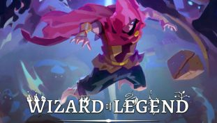 Scarlet Moon Records Release Original Soundtrack for Wizard of Legends; Composed by Dale North