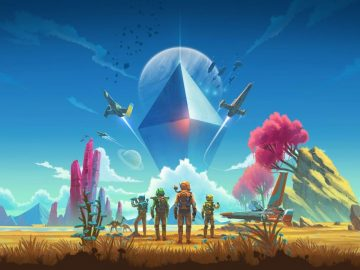Hello Games To Provide A Solid Stream Of Updates For No Man's Sky