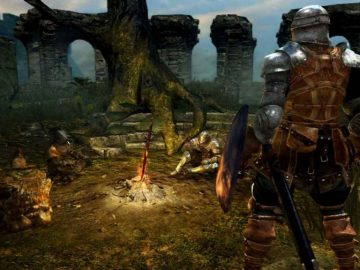 Dark Souls: Remastered – How To Upgrade Your Healing Items | Fire Keeper Souls Locations Guide