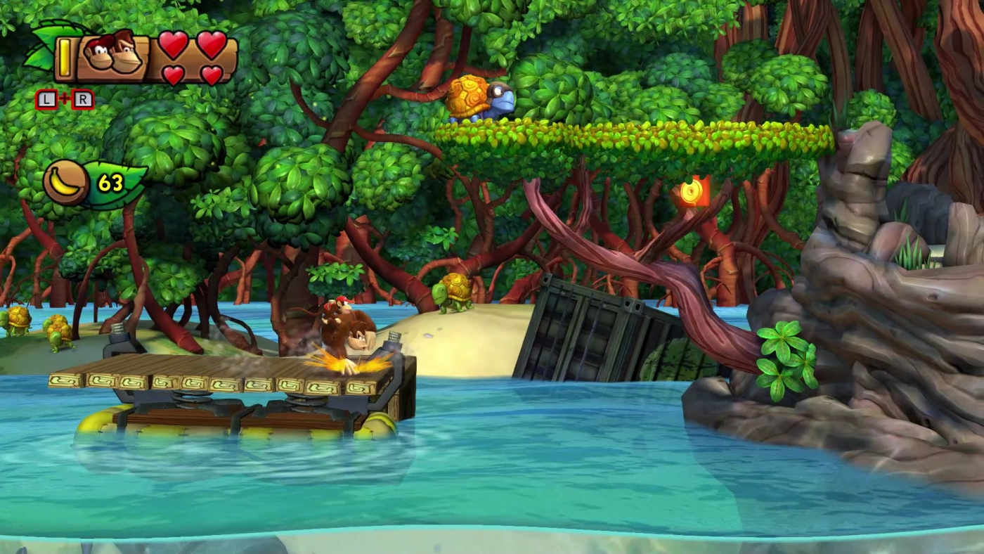 solution donkey kong country tropical freeze