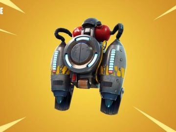 Fortnite Jetpacks Arrive With Update 4.2