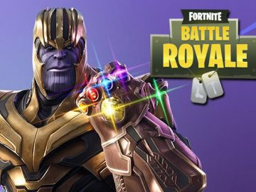 Thanos In Fortnite Came Because Infinity War Directors Play A lot of Fortnite