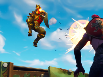 Fortnite Nintendo Switch Lands 2 Million Downloads In A Day