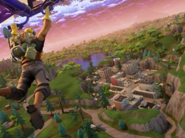 Fortnite For Switch Gets Listed On Korean Ratings Board