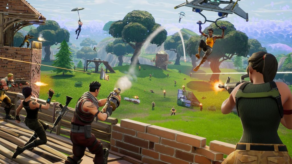 Fortnite Update 8 10 Adds Hamster-Grappler Ball, Vending